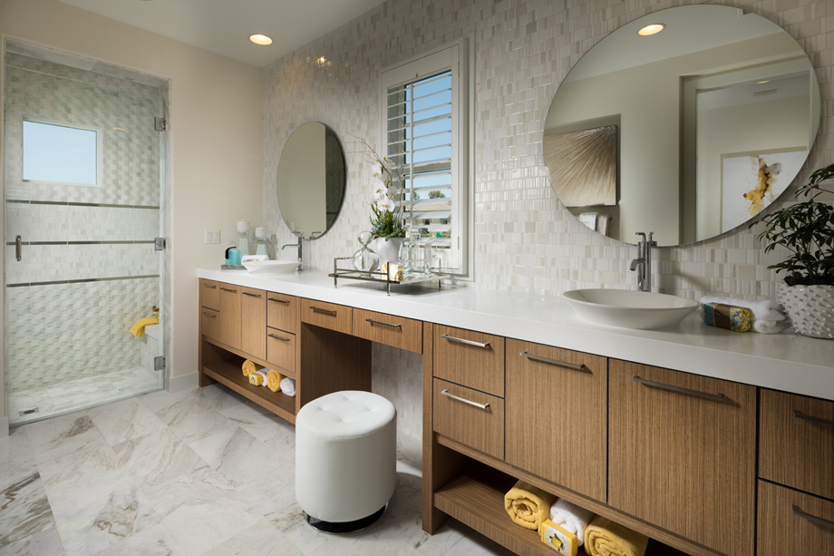 Acadia elite master bathroom bita interior design for Elite interior designs