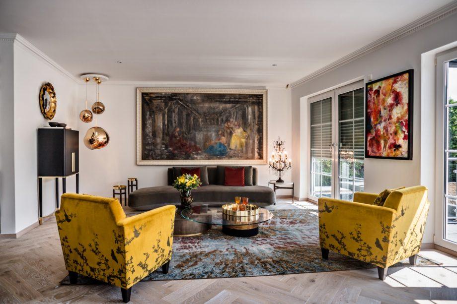 Frankfurt residence work in progress bita interior design for Interior design frankfurt